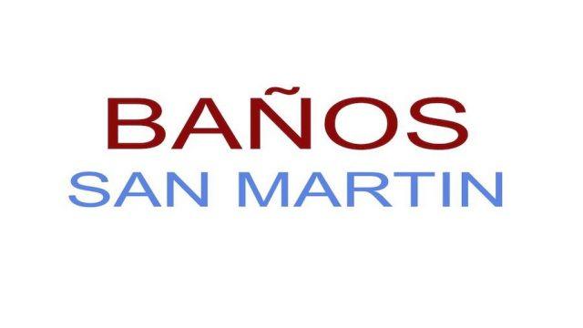 Baños san Martín
