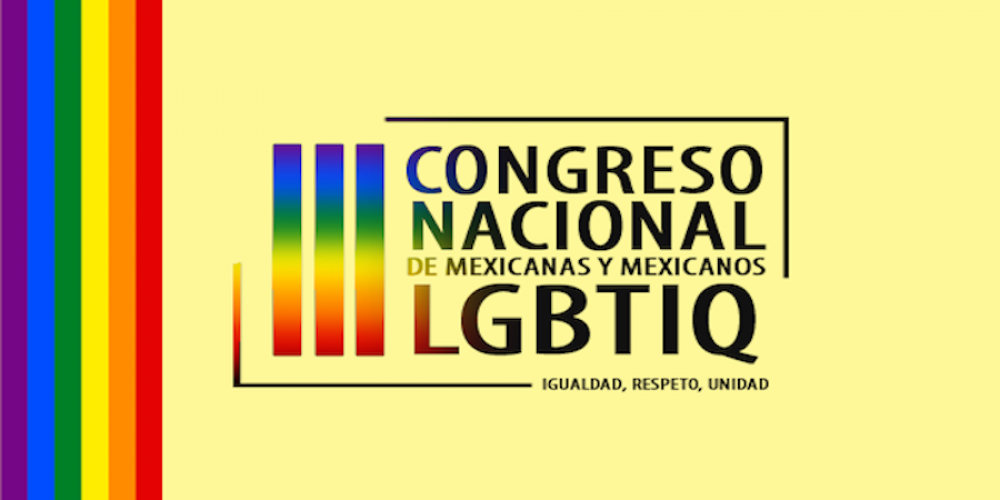 Realizarán Congreso LGBT en el Senado de la República