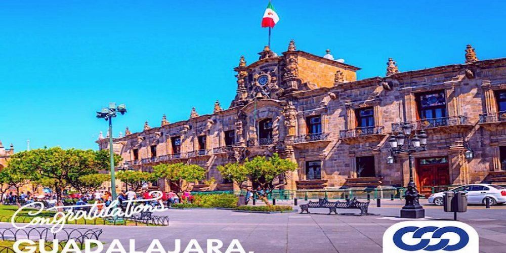 Guadalajara es finalista para albergar los Gay Games 2026