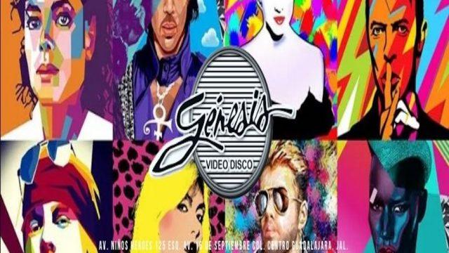 Génesis Video Disco