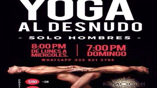 Kimochi Yoga Studio | Yoga al desnudo