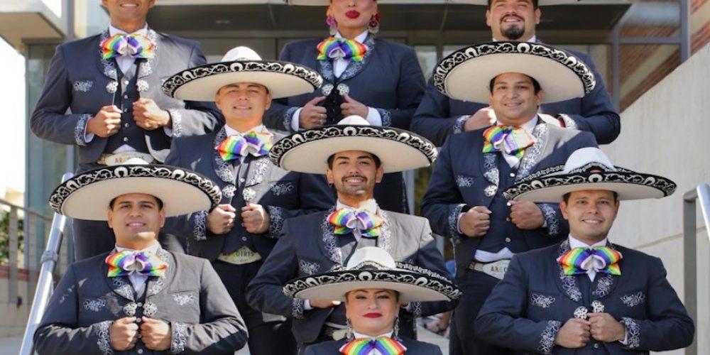 Arcoíris, el primer Mariachi LGBT en el mundo