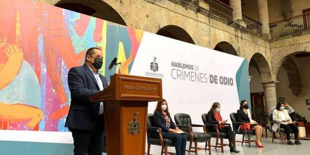 Visibilizar que existen los crímenes de odio: Enrique Velázquez